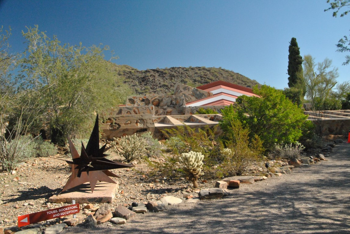 Arizona Excursions – Taliesin West and Phoenix Botanical Garden ...